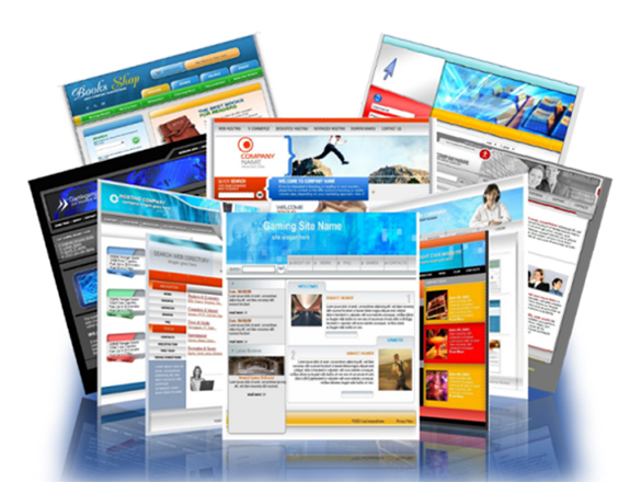 Free Templates vs. Custom-Designed Websites