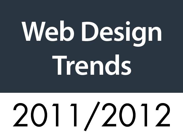 Web Design Trends 2011/2012 Part #1