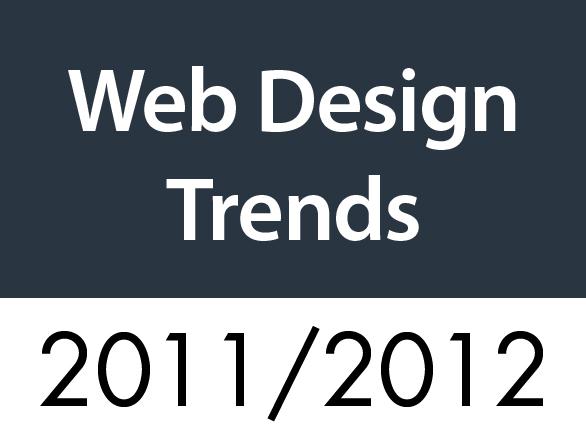 Web Design Trends 2011/2012 Part #2