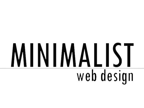 The Benefits of Minimalist Web Design
