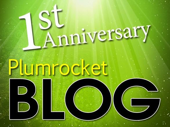 Plumrocket Blog Celebrates Its 1st Anniversary
