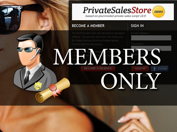 A Must-Have for Fashion Membership Websites