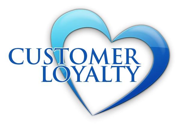 Customer loyalty �������