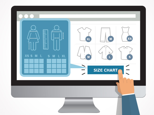 How Size Chart Magento Extension Can Improve Your Magento Store Usability