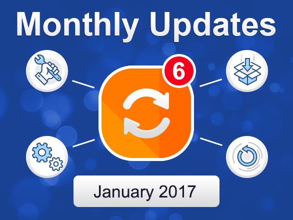 Plumrocket Magento Extensions Monthly Updates – January 2017