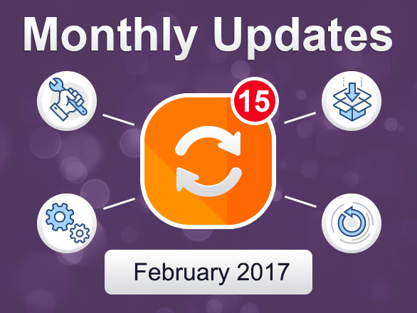 Plumrocket Magento Extensions Monthly Updates – February 2017