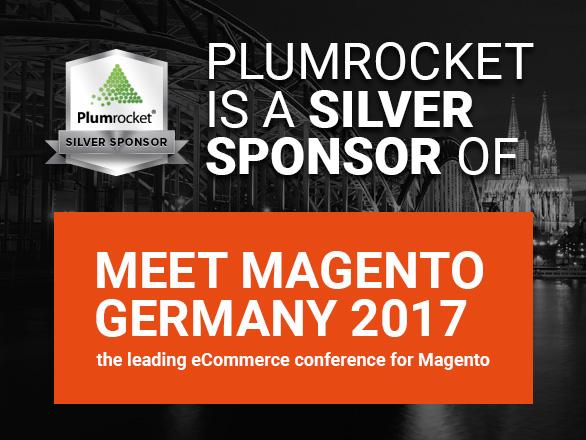 Plumrocket at Meet Magento Germany 2017