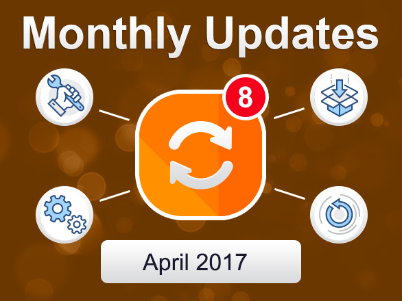 Plumrocket Magento Extensions Monthly Updates – April 2017