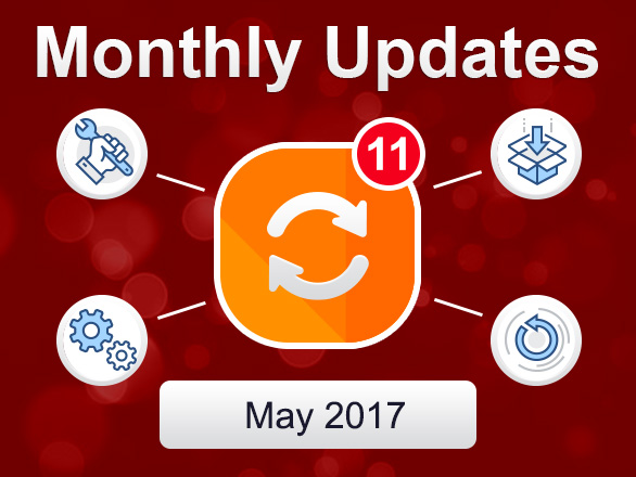 Plumrocket Magento Extensions Monthly Updates – May 2017
