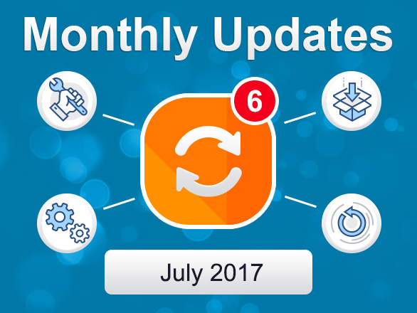 Plumrocket Magento Extensions Monthly Updates – July 2017