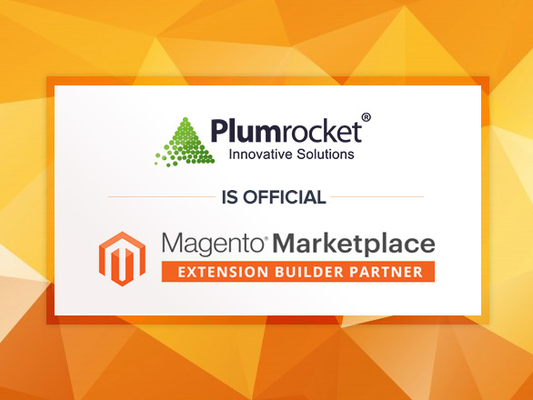Plumrocket is Official Magento Marketplace Partner!