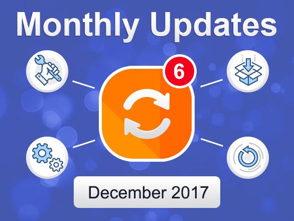 Plumrocket Magento Extensions Monthly Updates – December 2017