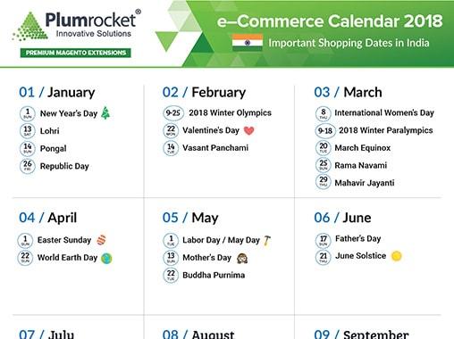 Free Marketing Calendars Plumrocket Inc Blog - Retail marketing calendar template
