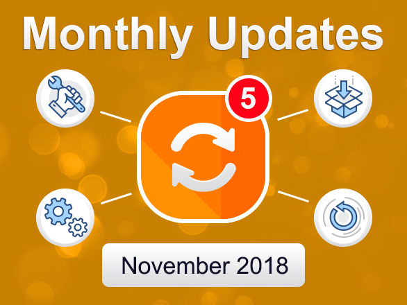 Plumrocket Magento Extensions Updates – November 2018