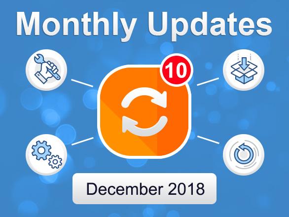 Plumrocket Magento Extensions Updates – December 2018