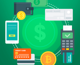 Payment Methods Variety