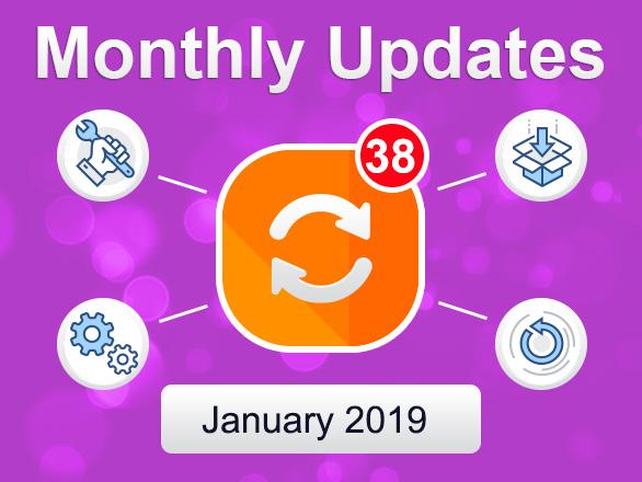 Plumrocket Magento Extensions Updates – January 2019