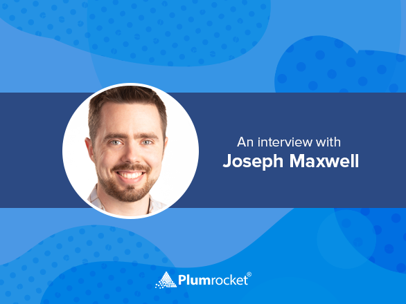 """""""I've seen no other platform that is as mature and flexible as Magento"""",  – an inspirational interview with Joseph Maxwell"""
