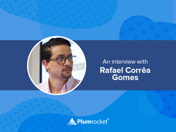 """""""I'm happy to help the growth of the Magento's community, which I'm so proud of."""" –  an inspiring interview with Rafael Corrêa Gomes"""