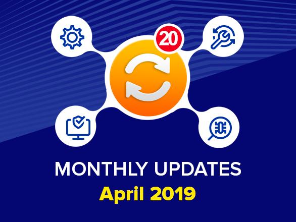 Plumrocket Magento Extensions Updates – April 2019