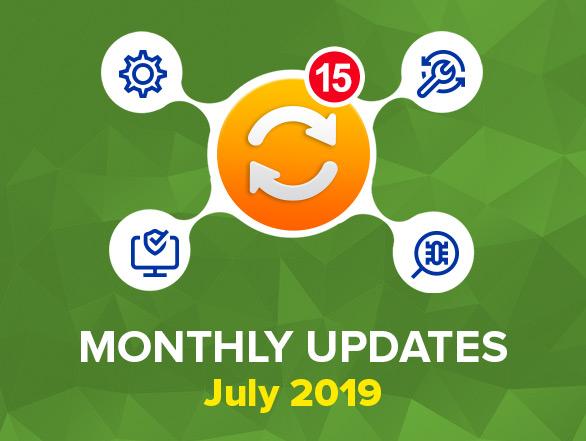 Plumrocket Magento Extensions Updates – July 2019