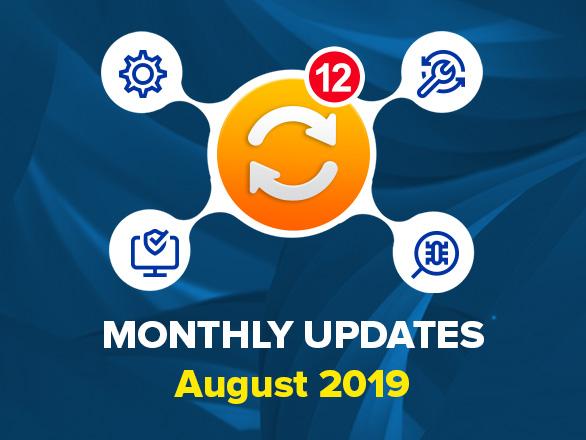 Plumrocket Magento Extensions Updates – August 2019