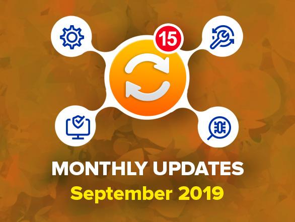 Plumrocket Magento Extensions Updates – September 2019