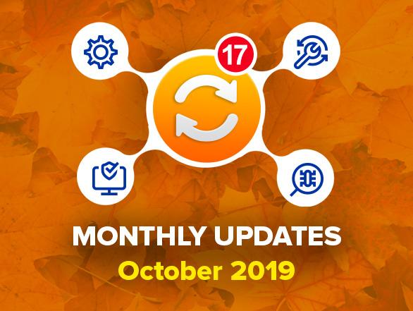 Plumrocket Magento Extensions Updates – October 2019