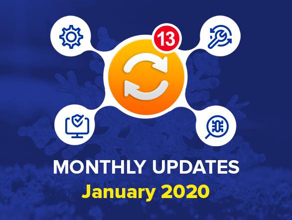 Plumrocket Magento Extensions Updates – January 2020