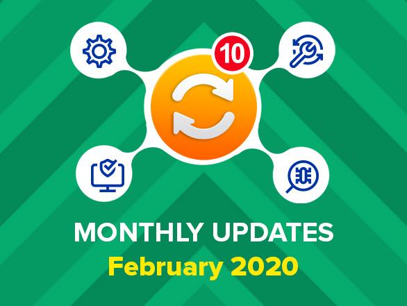 Plumrocket Magento Extensions Updates – February 2020