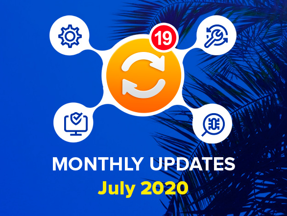 Magento Extensions Monthly Updates –  July 2020