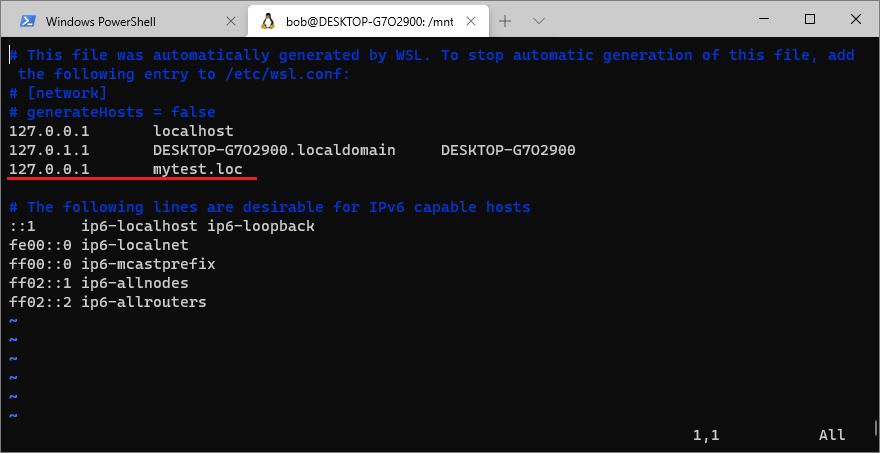 ubuntu-hosts-file