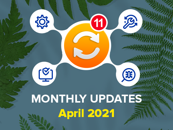 Magento Extensions Monthly Updates – April 2021