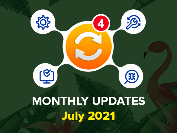 Magento Extensions Monthly Updates – July 2021