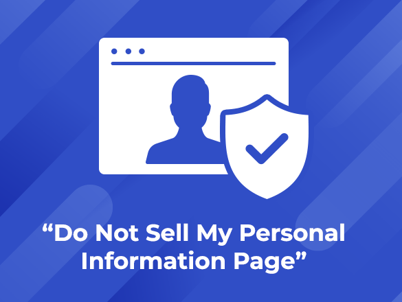 """20 Examples of """"Do Not Sell My Personal Information"""" Page"""