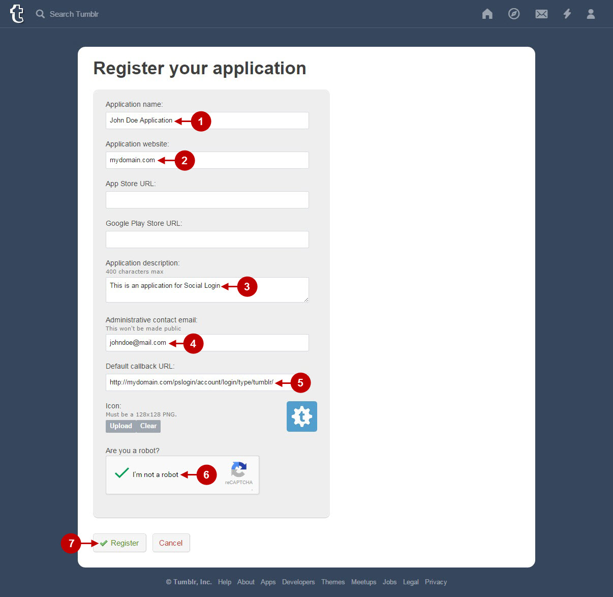 How to Add Magento Tumblr Login to Your Website   Plumrocket ...