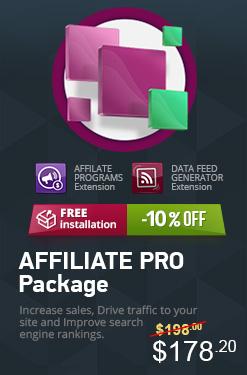 Buy Magento Affiliate Pro