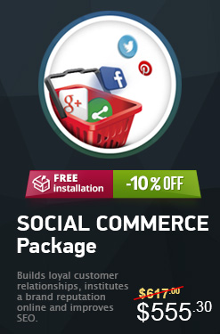 Social Commerce Package
