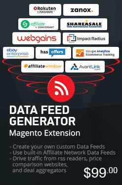 Magento Data Feed Generator