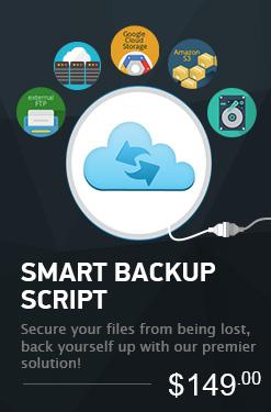 Smart Backup Script
