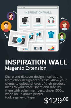 Magento Inspiration Wall