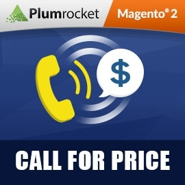Magento 2 Call For Price Extension