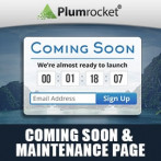 Coming Soon & Maintenance Page Magento Extension