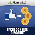 Facebook Like Discount Magento Extension