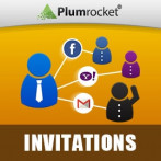 Invitations Magento Extension