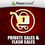 Private Sales & Flash Sales Magento Extension