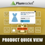 Product Quick View Magento Extension