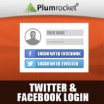 Twitter & Facebook Login Magento Extension