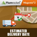 Estimated Delivery Date Extension for Magento 2