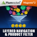 Layered Navigation & Product Filter Extension for Magento 2